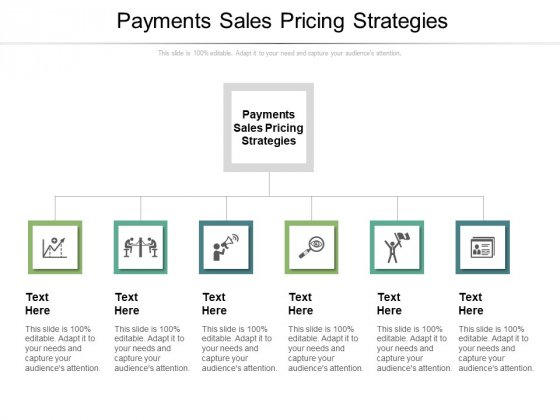 Payments Sales Pricing Strategies Ppt PowerPoint Presentation Inspiration Graphics Example Cpb Pdf