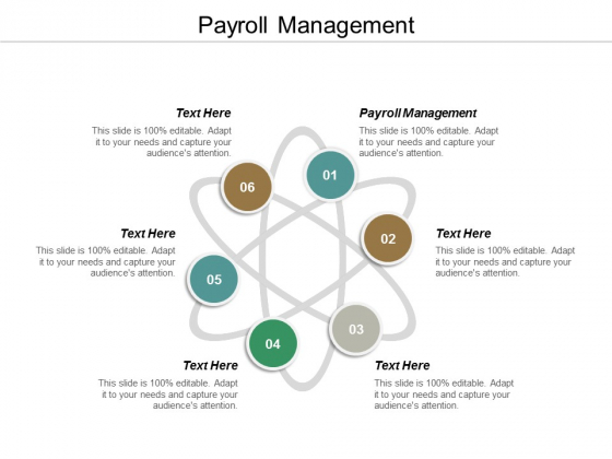 Payroll Management Ppt PowerPoint Presentation Icon Skills Cpb