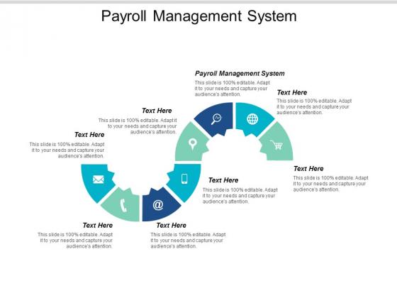 Payroll Management System Ppt Powerpoint Presentation Ideas Design Inspiration Cpb