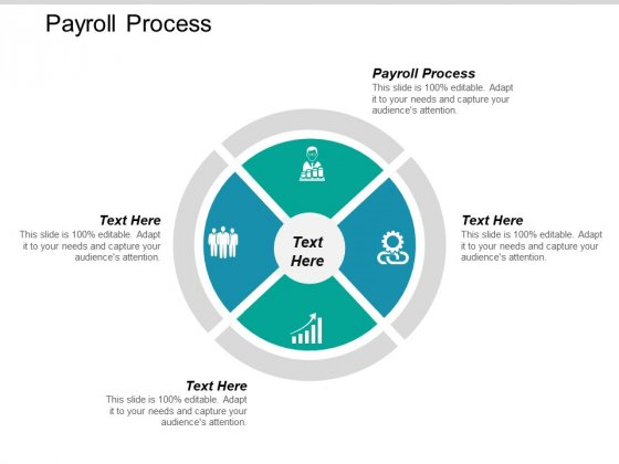 Payroll Process Ppt PowerPoint Presentation Infographic Template Maker Cpb