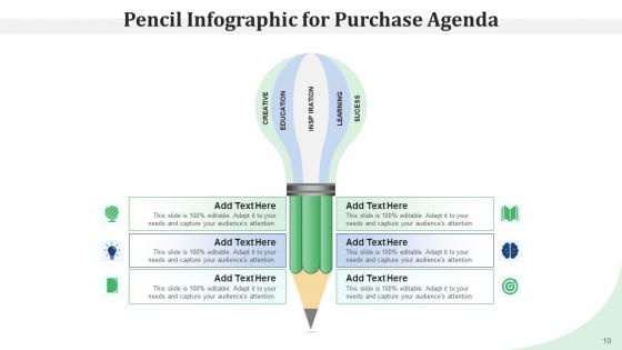 Pencil_Program_Infographic_Agenda_Ppt_PowerPoint_Presentation_Complete_Deck_Slide_10