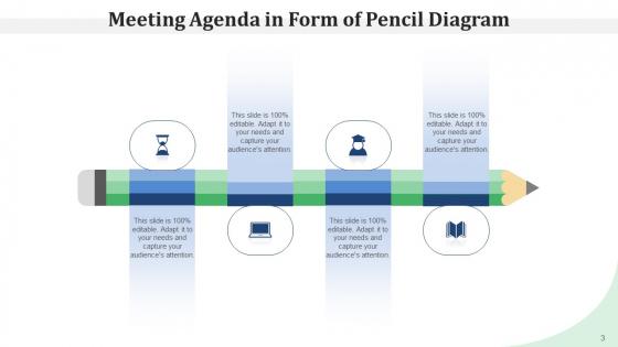 Pencil_Program_Infographic_Agenda_Ppt_PowerPoint_Presentation_Complete_Deck_Slide_3