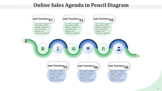 Pencil_Program_Infographic_Agenda_Ppt_PowerPoint_Presentation_Complete_Deck_Slide_4
