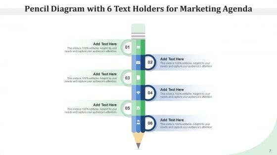 Pencil_Program_Infographic_Agenda_Ppt_PowerPoint_Presentation_Complete_Deck_Slide_7