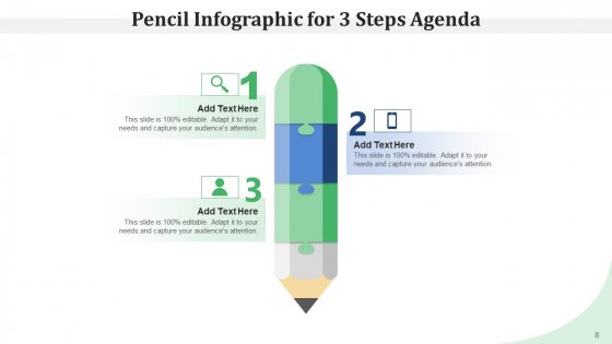 Pencil_Program_Infographic_Agenda_Ppt_PowerPoint_Presentation_Complete_Deck_Slide_8