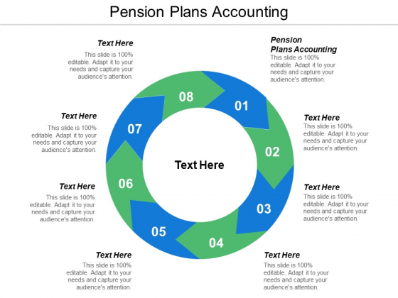 Pension Plans Accounting Ppt Powerpoint Presentation Gallery Backgrounds Cpb