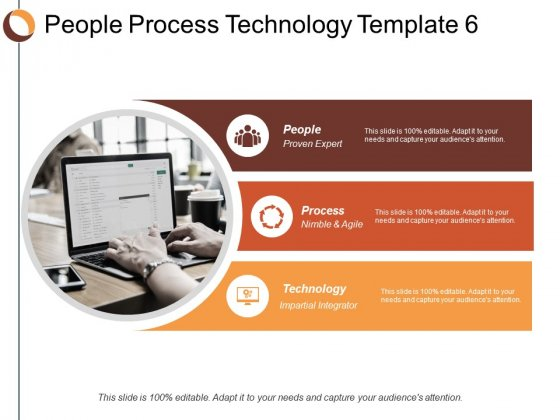 People Process Technology Strategy Ppt Powerpoint Presentation Icon Show