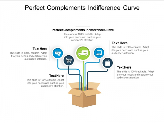 Perfect Complements Indifference Curve Ppt PowerPoint Presentation Slides Cpb