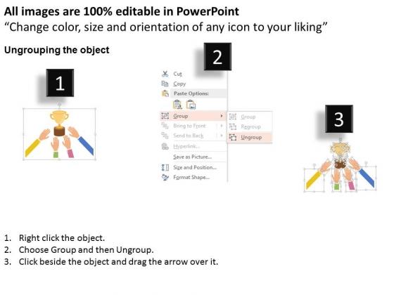 performance appraisal success factors powerpoint template, Presentation templates