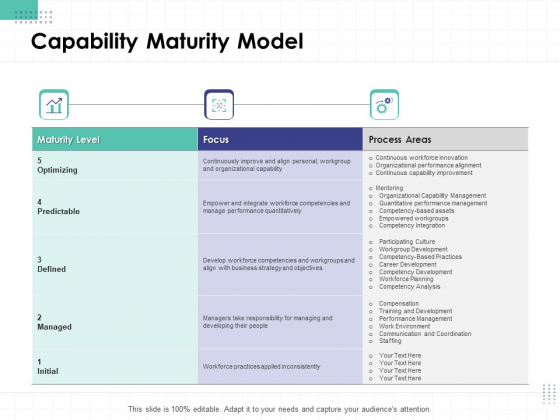 Performance Assessment Capability Maturity Model Ppt Outline Designs Download PDF