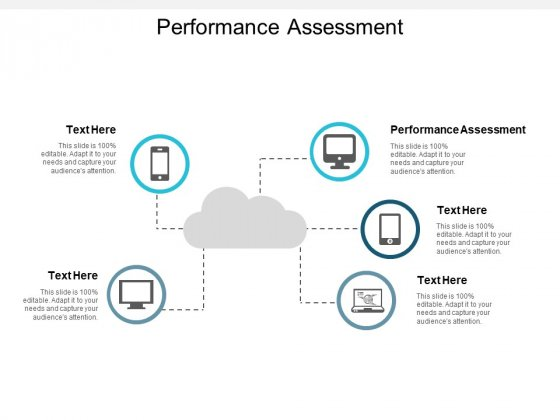 Performance Assessment Ppt PowerPoint Presentation Slides Rules Cpb