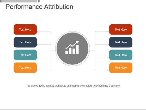 Performance Attribution Ppt PowerPoint Presentation Template
