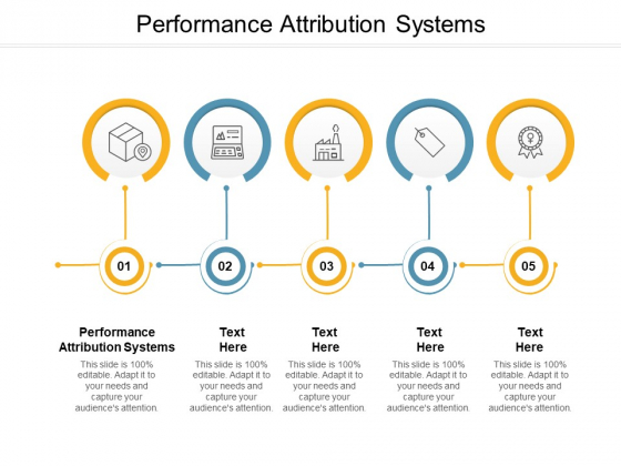 Performance Attribution Systems Ppt PowerPoint Presentation Pictures Format Cpb