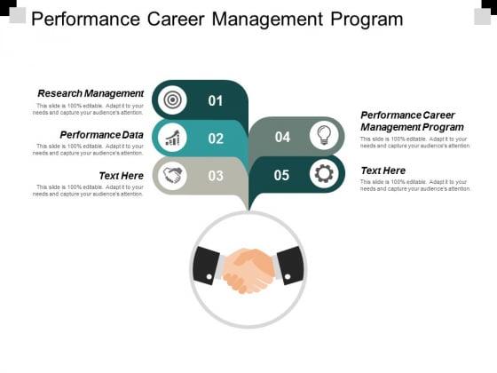 Performance Career Management Program Research Management Performance Data Ppt PowerPoint Presentation Outline Design Inspiration