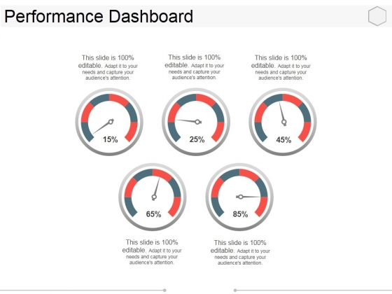 Performance Dashboard Ppt PowerPoint Presentation Layouts Styles