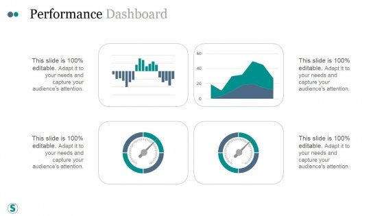 Performance Dashboard Ppt PowerPoint Presentation Summary