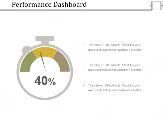 Performance Dashboard Template 2 Ppt PowerPoint Presentation Slides Graphics