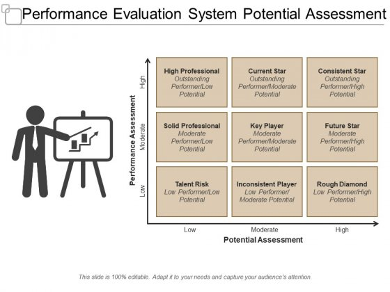 Performance Evaluation System Potential Assessment Ppt PowerPoint Presentation Layouts Graphics Pictures
