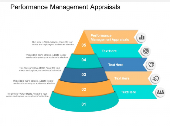 Performance Management Appraisals Ppt PowerPoint Presentation Outline Samples Cpb