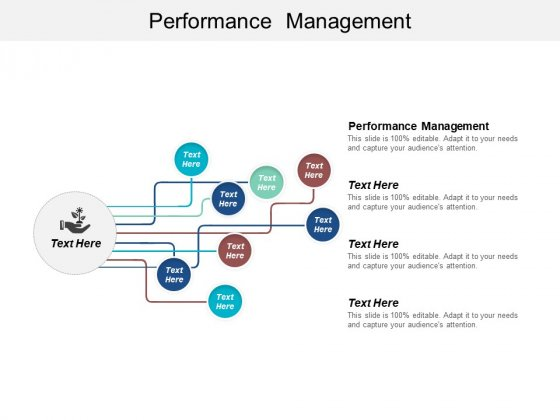 Performance Management Ppt PowerPoint Presentation Infographics Master Slide Cpb