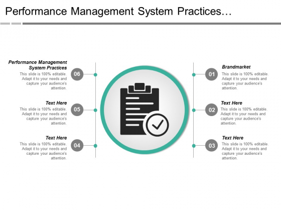 Performance Management System Practices Brandmarket Ppt PowerPoint Presentation Infographics Guidelines