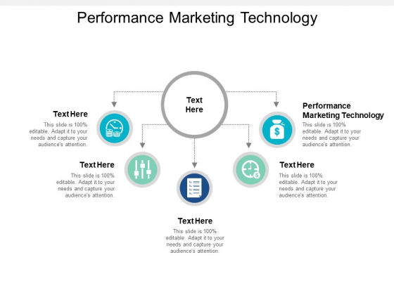 Performance Marketing Technology Ppt PowerPoint Presentation Layouts File Formats Cpb