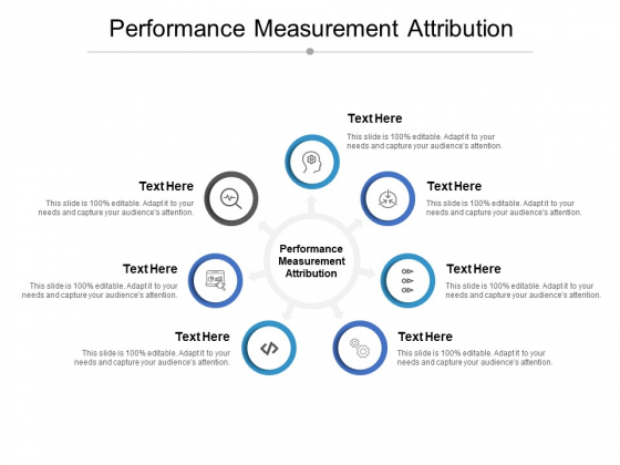 Performance Measurement Attribution Ppt PowerPoint Presentation Gallery Rules Cpb