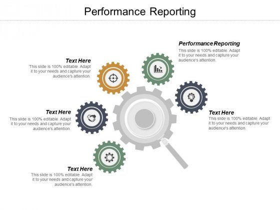 Performance Reporting Ppt PowerPoint Presentation Layouts Brochure Cpb
