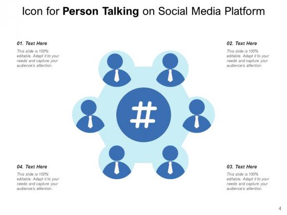 Person_Speaking_Icon_Speech_Bubble_Management_Ppt_PowerPoint_Presentation_Complete_Deck_Slide_4