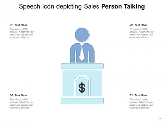 Person_Speaking_Icon_Speech_Bubble_Management_Ppt_PowerPoint_Presentation_Complete_Deck_Slide_7