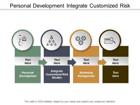 Personal Development Integrate Customized Risk Models Marketing Management Ppt PowerPoint Presentation Icon Show