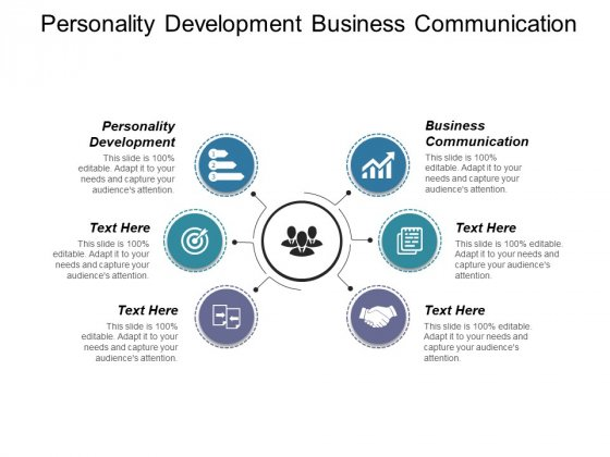 Personality Development Business Communication Ppt PowerPoint Presentation Ideas Example Introduction