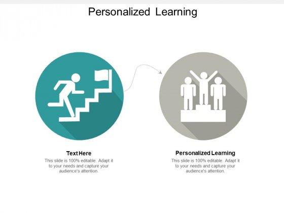 Personalized Learning Ppt PowerPoint Presentation Pictures Sample Cpb