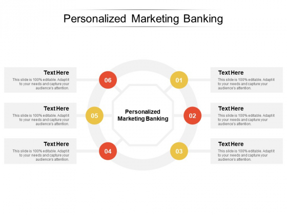 Personalized Marketing Banking Ppt PowerPoint Presentation Gallery Mockup Cpb