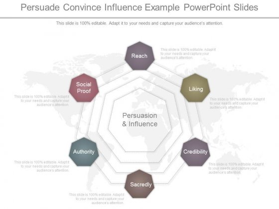 Persuade Convince Influence Example Powerpoint Slides