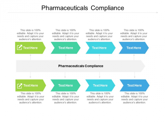 Pharmaceuticals Compliance Ppt PowerPoint Presentation Professional Shapes Cpb Pdf