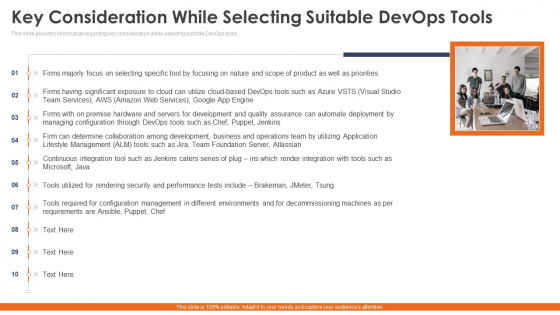 Phases_To_Select_Correct_Devops_Automation_Tools_Information_Technology_Ppt_PowerPoint_Presentation_Complete_Deck_With_Slides_Slide_12