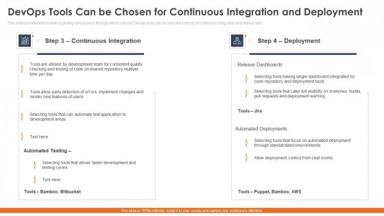 Phases_To_Select_Correct_Devops_Automation_Tools_Information_Technology_Ppt_PowerPoint_Presentation_Complete_Deck_With_Slides_Slide_16