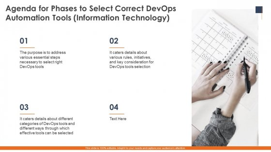 Phases_To_Select_Correct_Devops_Automation_Tools_Information_Technology_Ppt_PowerPoint_Presentation_Complete_Deck_With_Slides_Slide_2