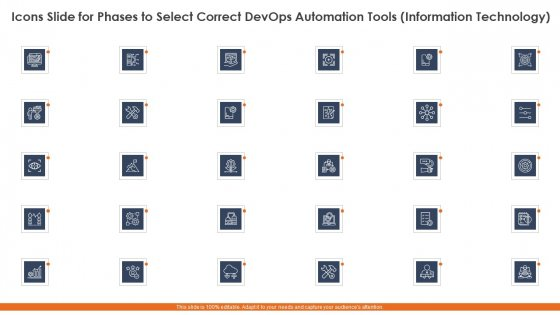 Phases_To_Select_Correct_Devops_Automation_Tools_Information_Technology_Ppt_PowerPoint_Presentation_Complete_Deck_With_Slides_Slide_23