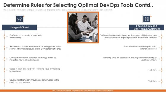 Phases_To_Select_Correct_Devops_Automation_Tools_Information_Technology_Ppt_PowerPoint_Presentation_Complete_Deck_With_Slides_Slide_8