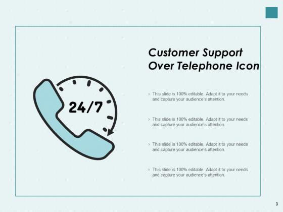Phone_Symbol_Customer_Support_Landline_Telephone_Icon_Ppt_PowerPoint_Presentation_Complete_Deck_Slide_3