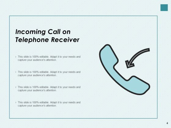 Phone_Symbol_Customer_Support_Landline_Telephone_Icon_Ppt_PowerPoint_Presentation_Complete_Deck_Slide_4