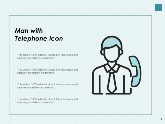 Phone_Symbol_Customer_Support_Landline_Telephone_Icon_Ppt_PowerPoint_Presentation_Complete_Deck_Slide_6