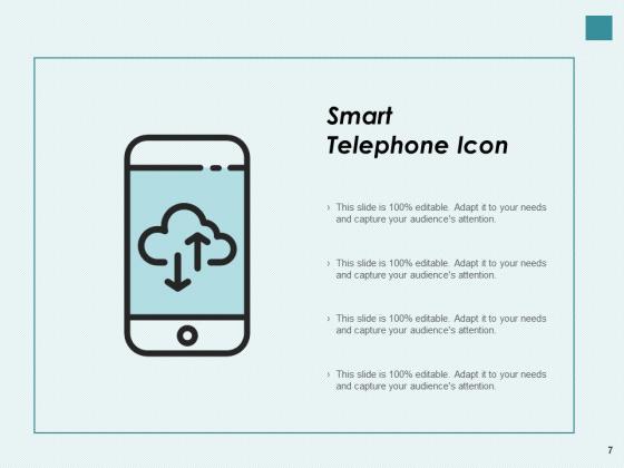 Phone_Symbol_Customer_Support_Landline_Telephone_Icon_Ppt_PowerPoint_Presentation_Complete_Deck_Slide_7