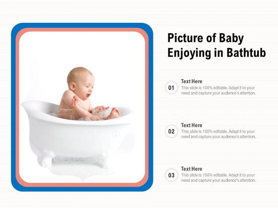 Picture_Of_Baby_Enjoying_In_Bathtub_Ppt_PowerPoint_Presentation_File_Format_Ideas_PDF_Slide_1