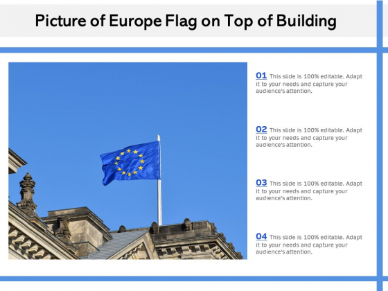 Picture_Of_Europe_Flag_On_Top_Of_Building_Ppt_PowerPoint_Presentation_Show_Summary_PDF_Slide_1