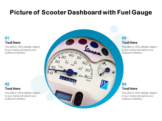 Picture_Of_Scooter_Dashboard_With_Fuel_Gauge_Ppt_PowerPoint_Presentation_File_Icon_PDF_Slide_1
