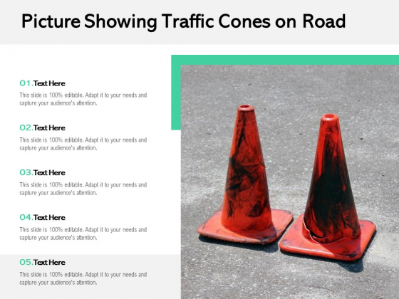 Picture_Showing_Traffic_Cones_On_Road_Ppt_PowerPoint_Presentation_Infographics_Background_PDF_Slide_1