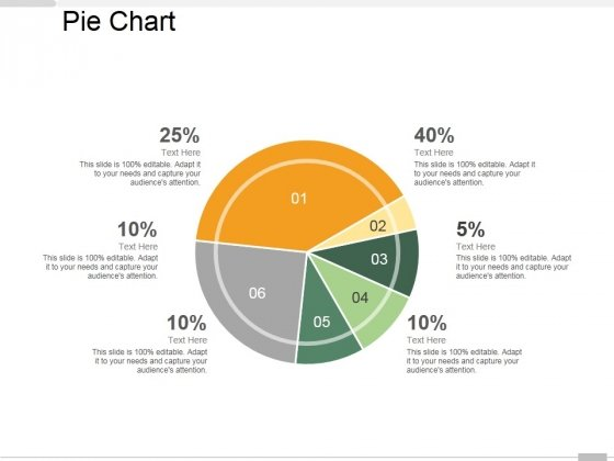 Pie Chart Ppt PowerPoint Presentation Infographic Template Master Slide